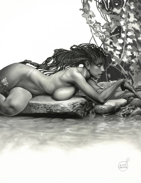 Fine Art Nude Photography By Award Winning Photographer Jake Istvan
