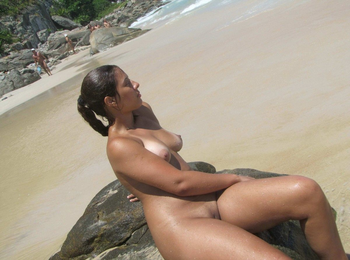 Nude In Jamaica