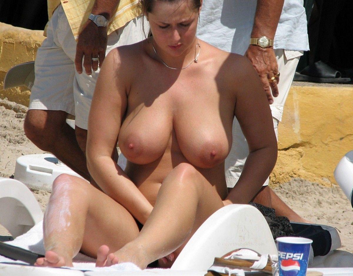 Most amazing beach tits